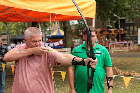 Camden and Islington NHS Foundation Trust Fun Day 2016