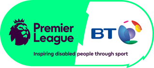 Premier league and BT logo